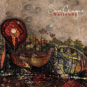 Sam Clague – Balloons (EP)